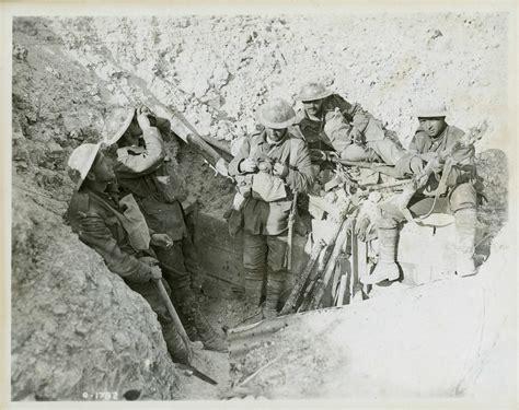 Canadian Troops Ww1