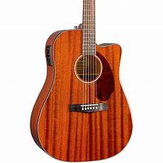 fender cd 140sce acoustic electric guitar fender classic design series cd 140sce mahogany cutaway dreadnought acoustic electric guitar