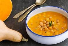 zuppa di zucca crema di zucca con i ceci al rosmarino mastercheffa