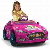 Trolls 6V Speed Electric Battery Powered Coupe Ride On