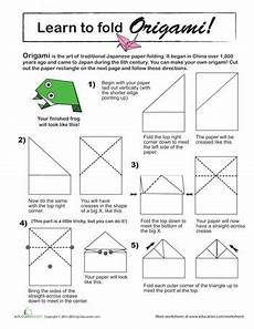 paper folding worksheets grade 5 15678 17 best images about preschool theme frogs on pocket charts book and pond