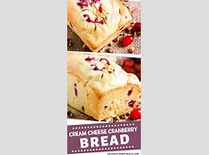 creamy cranberry bread pudding_image