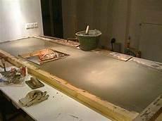 plan de travail cuisine plan de travail beton plan de
