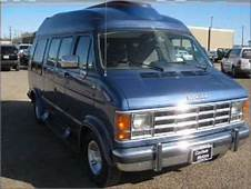 Chevrolet Van Conversion Mark 3 1991  Doovi