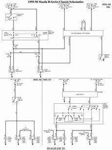 1997 mazda b4000 fuse box solved wiring diagram for mazda b2500 1998 fixya