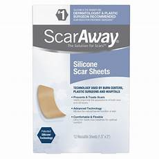 com cica care silicone gel sheeting 5 6 inch sterile bandaging pads