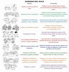 escuela de infantil normas de aula normas del aula aula y organizaci 243 n del aula