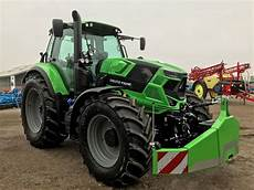 Used Deutz Fahr Agrotron Ttv6 175 Tractors Year 2017