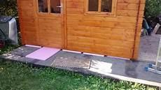 gartenhaus dach abdichten wie die bodend 228 mmung der holzh 252 tte abschlie 223 en selbst