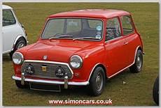 simon cars morris mini cooper classic