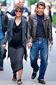 Halle Berry And Olivier Martinez Marry In Romantic French
