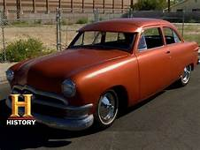 Counting Cars Danny Follows A 1950 Ford Coupe  History