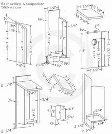 woodpecker house plans red bellied woodpecker birdhouse plans 70birds