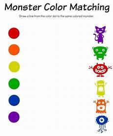 matching colors worksheet for kindergarten 12921 math and bingo printables manic of 3