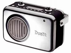 kitchen radio award winning dab radio from dualit