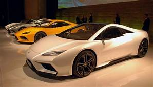 Lotus Five Concept Cars Canned Brand Wont Be Sold