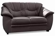 sofa leder braun leder 2er sofa braun sofas zum halben preis