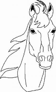 horses heads drawing at getdrawings free