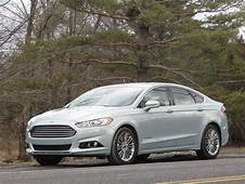 2013 Ford Fusion Hybrid Quick Winter Gas Mileage Test