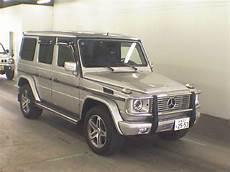 japanese car auction finds mercedes g class g wagen