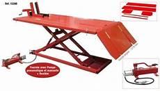 table de levage moto l 232 ve moto hydraulique compact 15394 alexyne sarl