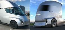 tesla s future rivals get teased in ford s f vision electric truck concept