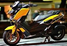 Nmax Modifikasi by Modifikasi Yamaha Nmax Keren Dan Pilihan Warna Terbaru 2019