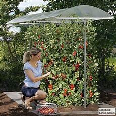 beckmann kg psn2 schutzdach f 252 r pflanzen gr 246 223 e 2 200 x 112