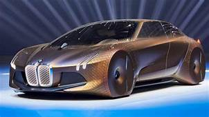 BMW Electric I Next Coming In 2021  WordlessTech