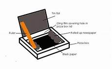 Build A Solar Oven With Foil For To Cook Outside