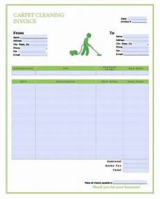 carpet cleaning receipt template invoice for carpet cleaning apcc2017