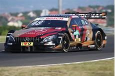 Dtm 2018 Budapest Race 2