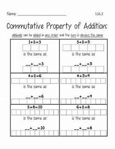addition using properties worksheets for grade 1 9477 1 oa 3 commutative property adding to 10 1 0a 3 commutative property properties of