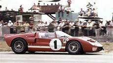 Ford V Showcasing The 1966 Battle At Le Mans