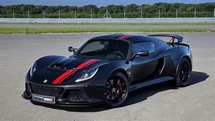 2017 Lotus Exige 350 Special Edition  Top Speed