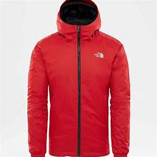 mens quest insulated waterproof breathable jacket