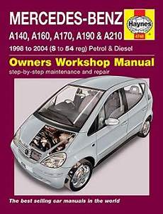 small engine service manuals 2004 mercedes benz cl class head up display 1998 2004 mercedes a class a140 a160 a170 a190 a210 gas diesel haynes repair manual
