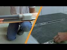 scarico a pavimento doccia a pavimento con scarico centrale installazione