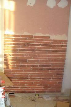mur du poele a bois en parement le de dorothee et