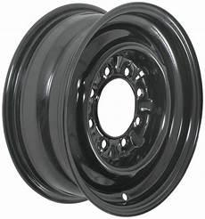 dexstar conventional steel wheel w 0 5 quot offset 16 quot x 6