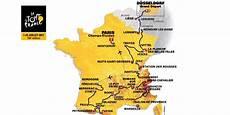 Route Replay Le Parcours Du Tour De 2017