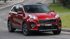 kia sportage gt line 2019 review price features and space