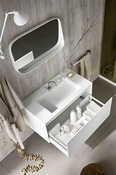 corian vanity single wall mounted corian 174 vanity unit ergo nomic by rexa