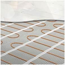 prix plancher chauffant electrique au m2 achetez le plancher rayonnant 233 lectrique moza 239 k de 890w de