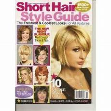 short hair style guide magazine no 101 2012
