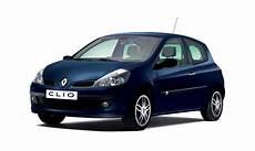 2007 Renault Clio Top Speed
