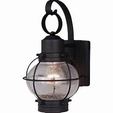 vaxcel nautical 1 light outdoor wall lantern reviews wayfair