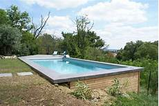 piscine bois alpes maritimes 06