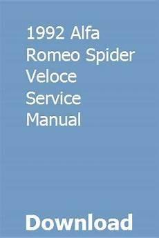 chilton car manuals free download 1992 ford e series spare parts catalogs 1992 alfa romeo spider veloce service manual chilton repair manual repair manuals alfa romeo