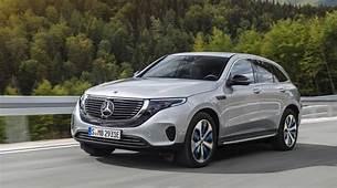 2019 Mercedes Benz EQC  Top Speed